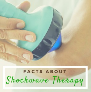 Facts About Shockwave Therapy